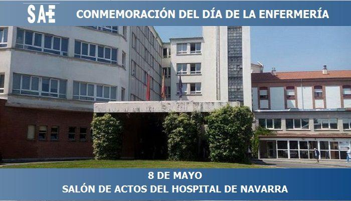 Conmemoración del día de la Enfermería