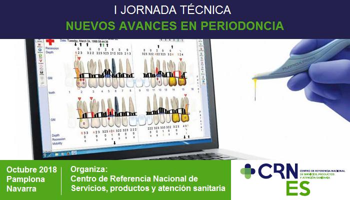 Jornada técnica sobre Nuevos avances en Periodoncia