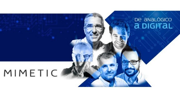 Congreso Mimetic 2019. De analógico a digital